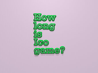 How long is Ico game?