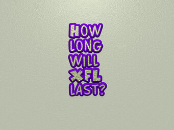 How long will XFL last?
