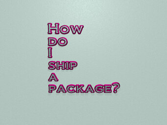 How do I ship a package?