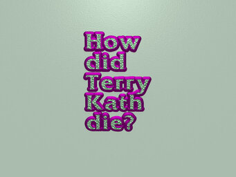 How did Terry Kath die?