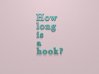 How long is a hook?