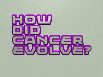 How did cancer evolve?