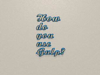 How do you use Gulp?