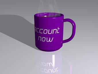 account now