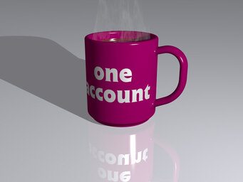 one account
