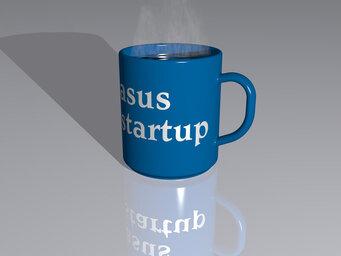asus startup