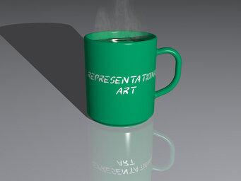 representational art