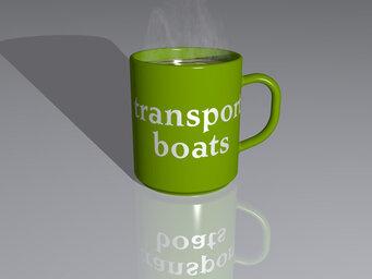 transport boats