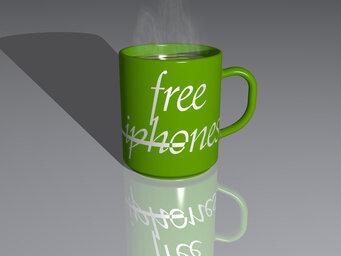 free iphones