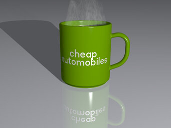 cheap automobiles