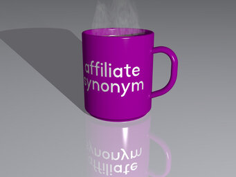 affiliate synonym