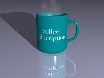 coffee subscription