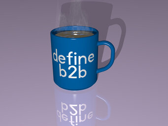 define b2b
