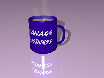 manage business
