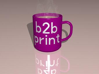 b2b print