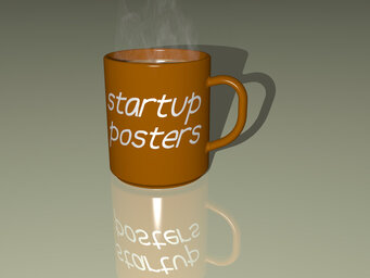 startup posters