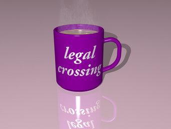 legal crossing