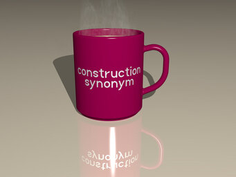 construction synonym