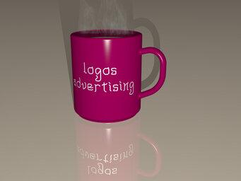 logos advertising