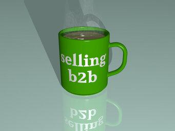 selling b2b