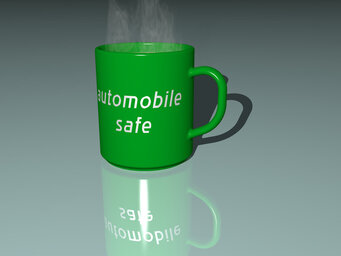 automobile safe