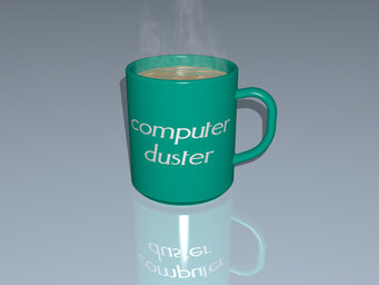 computer duster