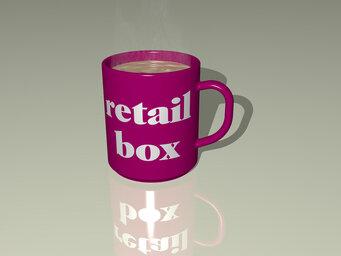 retail box