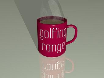 golfing range