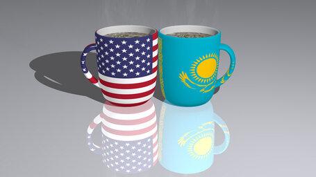united states of america kazakhstan