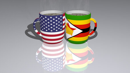 united states of america zimbabwe