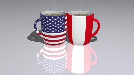 united states of america peru