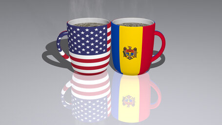 united states of america moldova