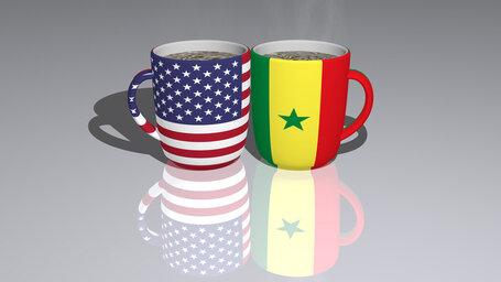 united states of america senegal