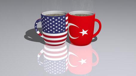 united states of america turkey