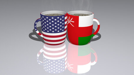 united states of america oman