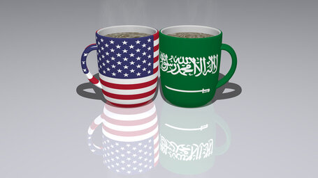 united states of america saudi arabia