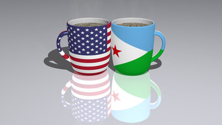 united states of america djibouti