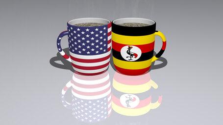 united states of america uganda
