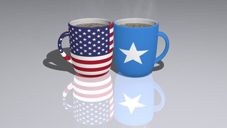 united states of america somalia
