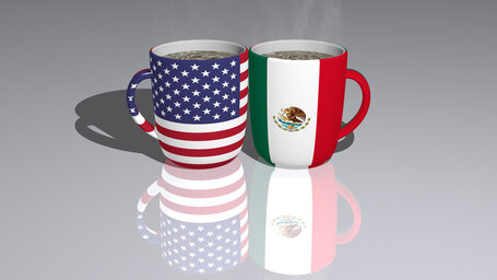 united states of america mexico