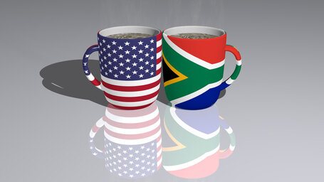 united states of america south africa