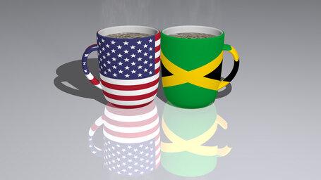 united states of america jamaica