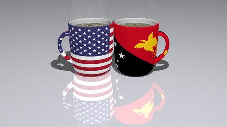 united-states-of-america papua-new-guinea
