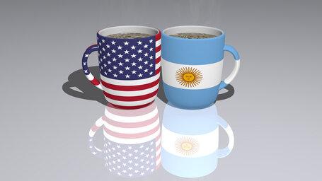 united states of america argentina