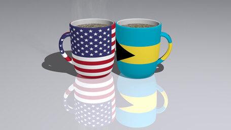 united states of america bahamas