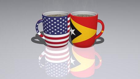 united-states-of-america east-timor