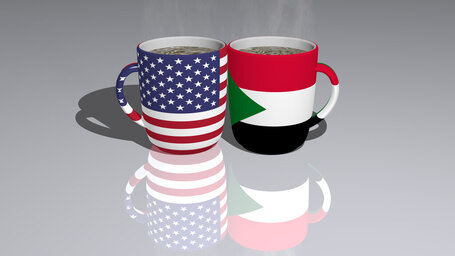 united states of america sudan