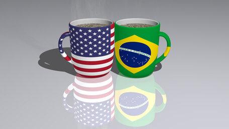 united states of america brazil