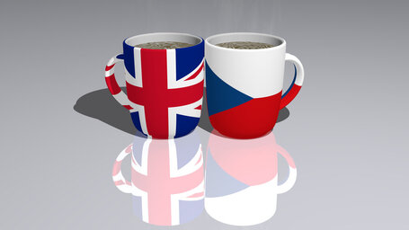 united kingdom czech republic