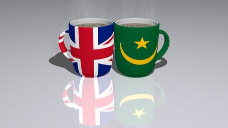 united kingdom mauritania